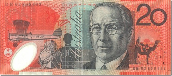 AUS$20_John_Flynn