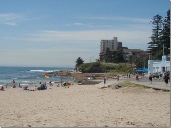 Beach Sth Cronulla