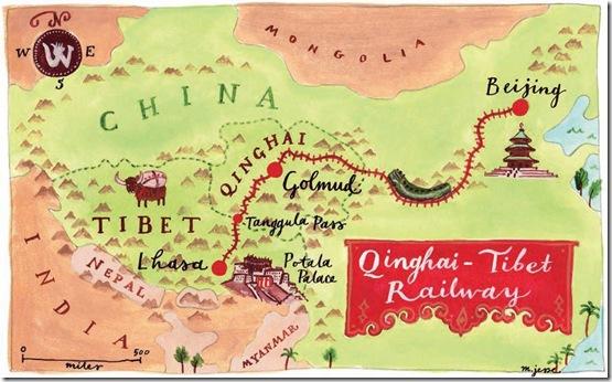 Qinghai-Tibet